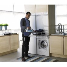 Designed to be used when HiddenHelpers are used with the washer and dryer