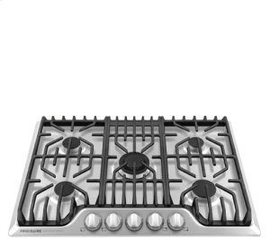 Frigidaire Professional 30'' Gas Cooktop with Griddle Product Image