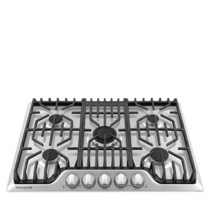 Frigidaire Pro 30'' Gas Cooktop with Griddle
