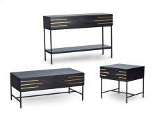 """Sumita Metal Inlay Sofa Table 44""""x 15""""x 30"""""""