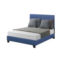 Malibu Navy - Full Complete Size Bed