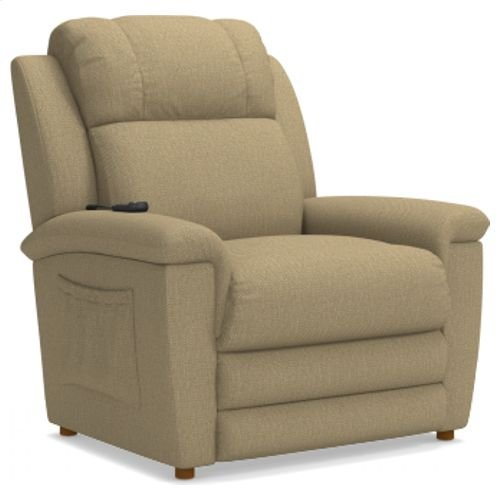 Clayton Gold Power Lift Recliner w/ Massage & Heat