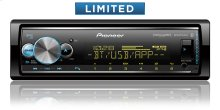 Digital Media Receiver with Enhanced Audio Functions, Pioneer Smart Sync App, MIXTRAX ® , Built-in Bluetooth ® , and SiriusXM-Ready™
