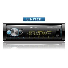 Digital Media Receiver with Enhanced Audio Functions, Pioneer Smart Sync App, MIXTRAX ® , Built-in Bluetooth ® , and SiriusXM-Ready ""