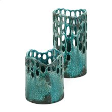 Alyssa Cutwork Hurricanes - Set of 2