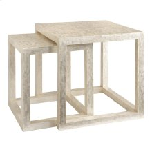 Classic Chic Nesting Table
