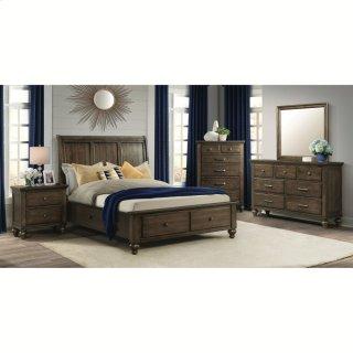 Kent Bedroom with Storage Bed
