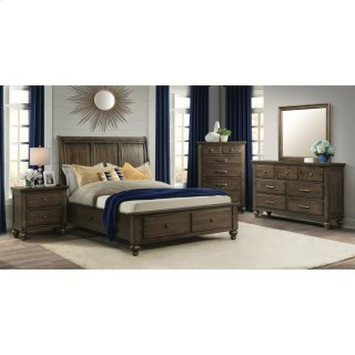 Kent Bedroom with Storage Bed