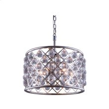 1206 Madison Collection Pendent Lamp Polished Nickel Finish
