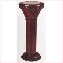 Pedestal UCI8201 Mahogany