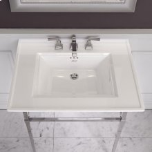 Town Square S Sink Top - 8-inch Centers  American Standard - White