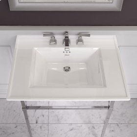 Town Square S Sink Top - 8-inch Centers  American Standard - Linen