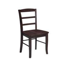 Madrid Chair in Rich Mocha