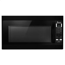 2.0 Cu. Ft. Over-the-Range Microwave with Sensor Cooking - black