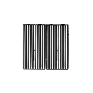 """BROIL KING15"""" x 12.75"""" Cast Iron Cooking Grids"""