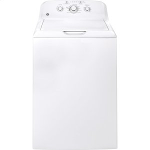 GEGE(R) 3.8 DOE cu. ft. Capacity Washer with Stainless Steel Basket