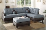 3-pcs Sectional Sofa Product Image