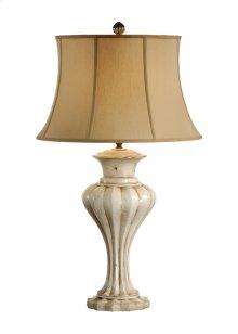 Graceful Urn Lamp