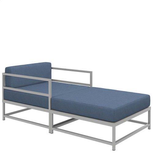 "Cabana Club Cushion Arm Chair (17"" Seat Height)"
