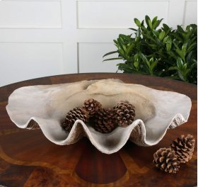 Clam Shell, Bowl