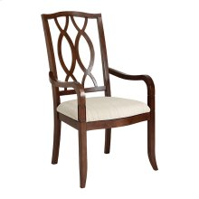 Classic Chic Figure 8 Arm Chair