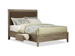 Corliss Landing Upholstered Bed