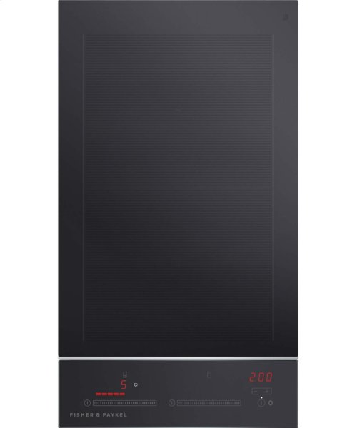 """Induction Cooktop 12"""" 2 Zone with SmartZone"""