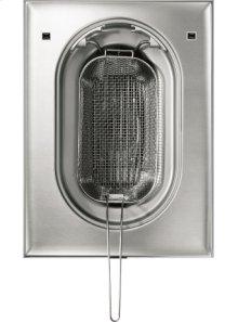 Vario electric deep fryer 400 series VF 411 610 Stainless steel Width 15 ''