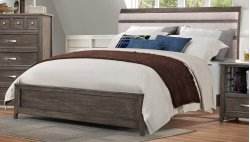 Modesto King Upholtered Bed