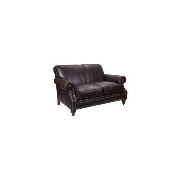 Windsor Loveseat Top Grain Leather