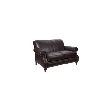 Windsor Loveseat Top Grain Leather