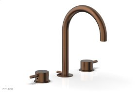 BASIC II Widespread Faucet 230-04 - Antique Copper