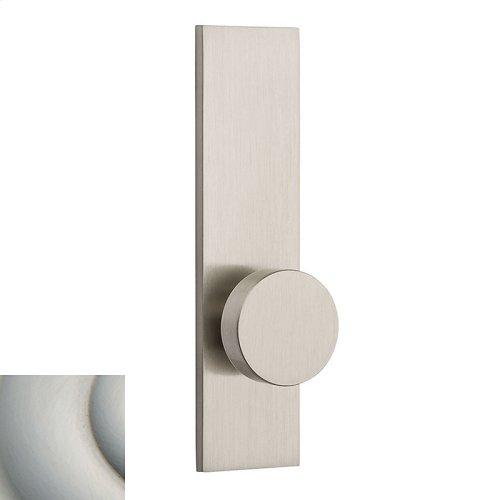 Satin Nickel Contemporary K010 Knob Screen Door