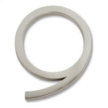 Modern Avalon #9 - Brushed Nickel