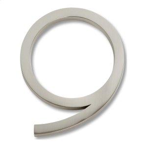 Modern Avalon #9 - Brushed Nickel Product Image