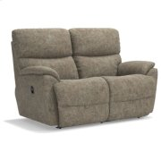Trouper La-Z-Time® Full Reclining Loveseat Product Image