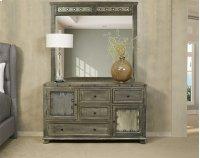 Bolt Dresser and Mirror- Light Graywash Product Image