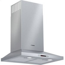 300 Series Wall Hood Stainless Steel