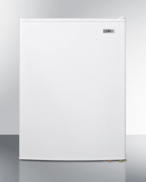 Freestanding Counter Height Refrigerator-freezer In White With Manual Defrost Operation; Replaces Ct70