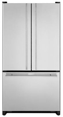 25 cu. ft. Bottom Mount Refrigerator