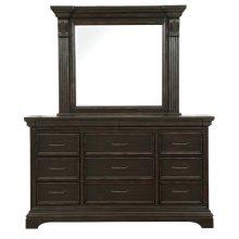 Caldwell 11 Drawer Dresser