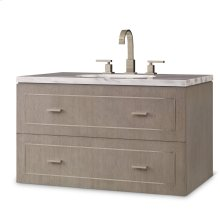 Albany Medium Wall Sink Chest