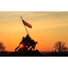 55064  Raising the Flag
