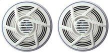 """Nautica® Series 6 1/2"""" Marine-Use Dual-Cone Speaker with 100 Watts Maximum Power"""