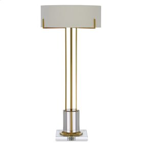 Winsland Brass Table Lamp