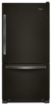 33-inch wide Bottom-Freezer Refrigerator - 22 cu. ft. Product Image