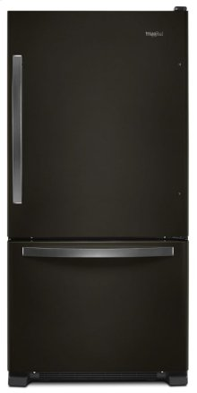33-inch wide Bottom-Freezer Refrigerator - 22 cu. ft.