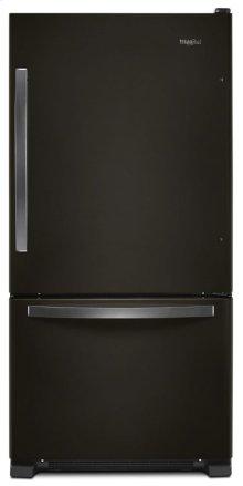 *SCRATCH AND DENT* 33-inch wide Bottom-Freezer Refrigerator - 22 cu. ft.