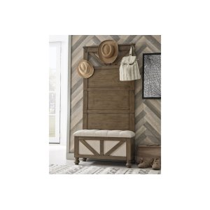 Ashley FurnitureSIGNATURE DESIGN BY ASHLEYHall Tree with Storage Bench