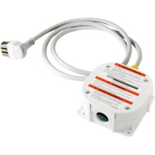 Powercord with Junction Box